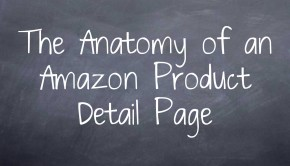 The Anatomy of an Amazon Product Detail Page