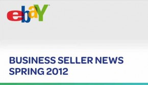 eBay Seller Updates May 2012