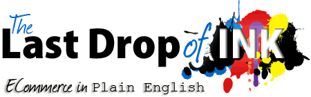 The Last Drop of Ink logo