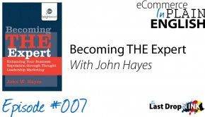 Becoming the expert with John Hayes