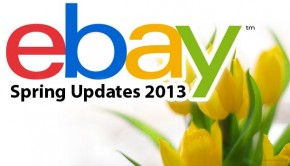eBay UK Spring Updates